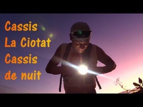 Courir De Nuit Cassis La Ciotat Cassis Yonell Youtube