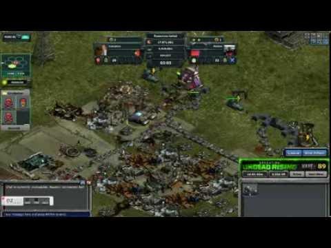 War commander Crusader test
