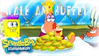 SpongeBob -  Wale am Buffet (Offizielles Video)