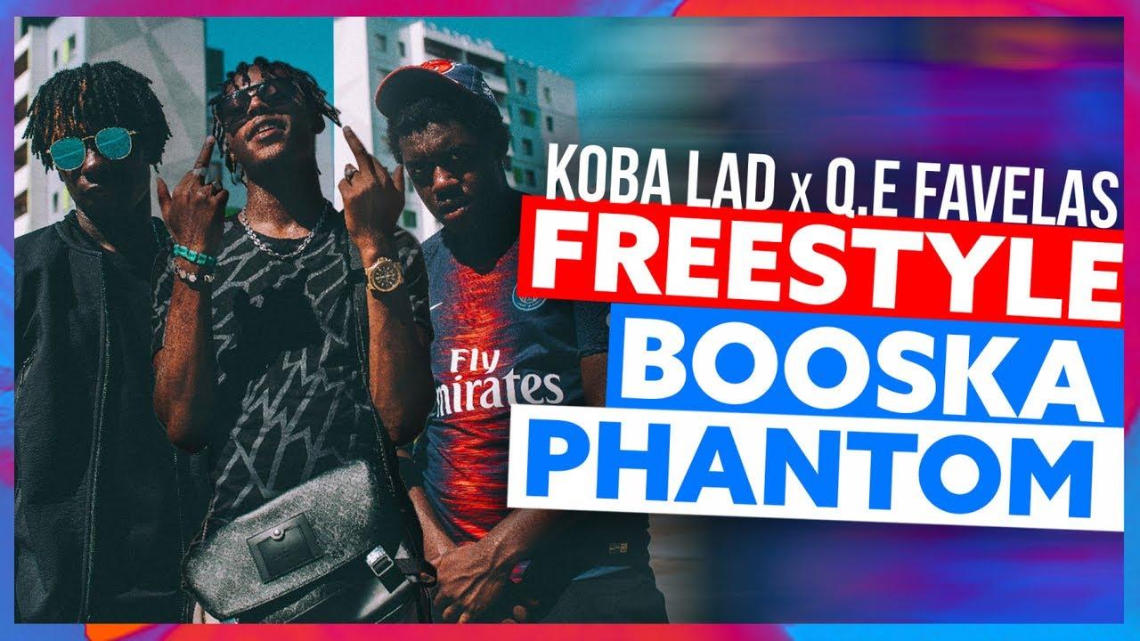 Download Koba LaD feat Q.E Favelas   Freestyle Booska Phantom