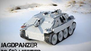 Lego Jagdpanzer 38(T) Hetzer (RC)