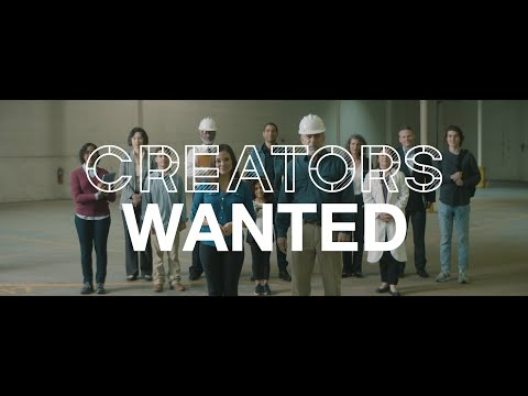 """""""Creators Wanted"""" Commercial - Steadicam Operator"""