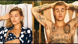 Justin Bieber & Hailey Baldwin Reveal The Troubles Of Marriage In New Vogue Cover!