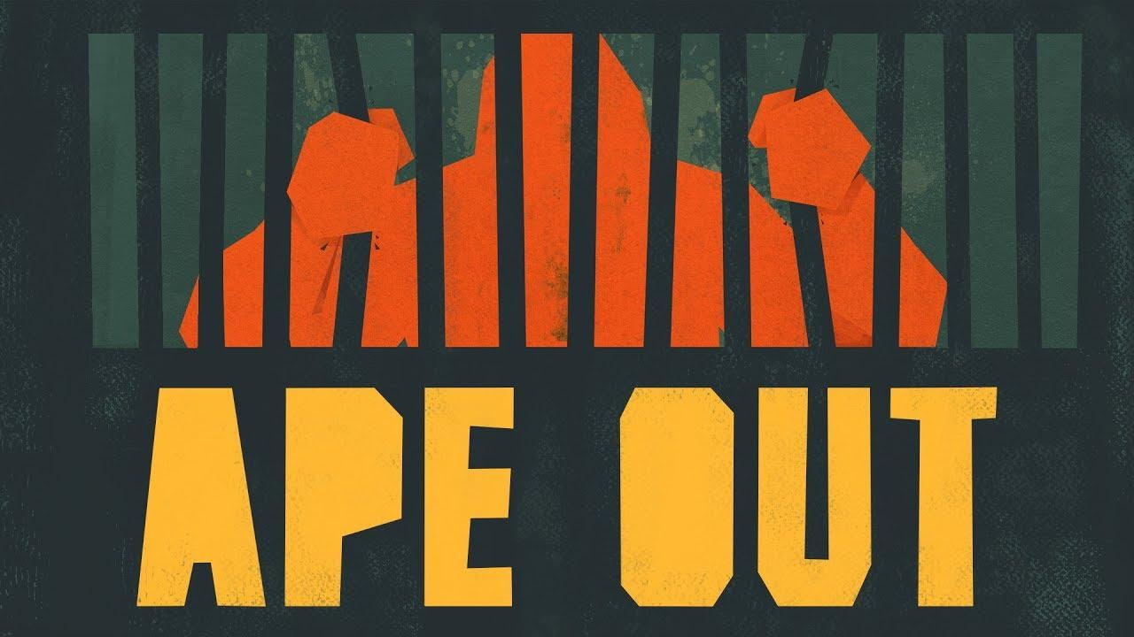 Ape Out turns raging monkeys into improvisational jazz - The Verge