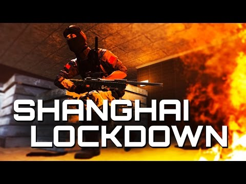Battlefield 4: Shanghai Lockdown - M98B Sniper Team MVP | TheBrokenMachine