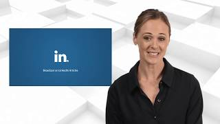 Uploading Your Video Newscast to LinkedIN