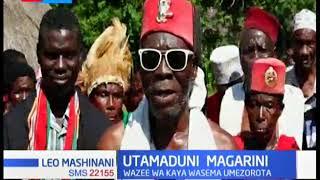 Wazee wa Kaya Wakerwa; Wasema kuwa Utamaduni wazorota na hakuna anayeshughulika