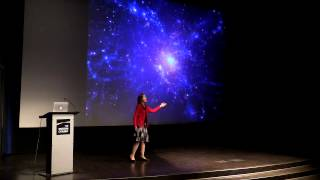 Hubble at 25 & the James Webb Space Telescope: Dr. Amber Straughn