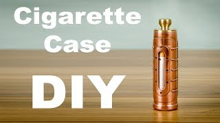 Cigarette Сase How To Make DIY