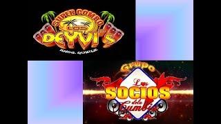 Grupo Los Socios de la Cumbia - Super Combo Los Davy's Mix