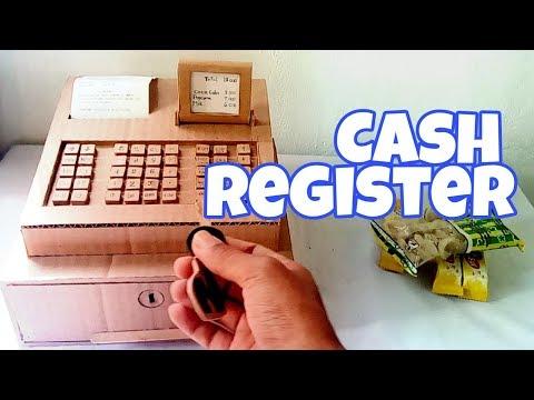 How to make a cash register