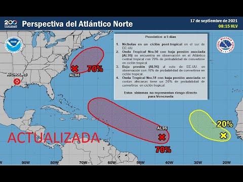 Download ¿ Como esta la actividad ciclónica en el Atlántico.?