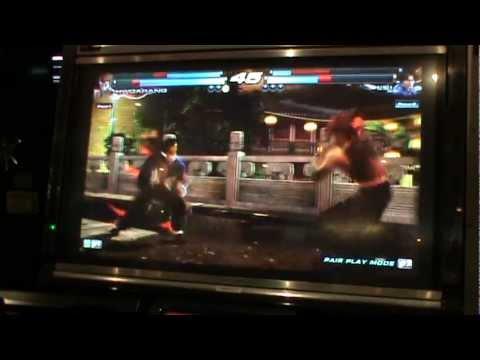 Zhan(Hwo/Steve) VS Lightning(Lei/Ogre) GRAND FINAL!!!