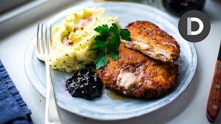 Pork Cordon Bleu Recipe!
