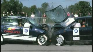 CARGLASS DOUBLE CRASH TEST