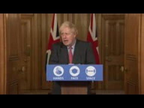UK PM and advisors on avoiding national lockdown