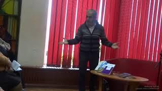 Творческая встреча с А Б  Ждановым в библиотеке имени И Я  Рутмана города Советска