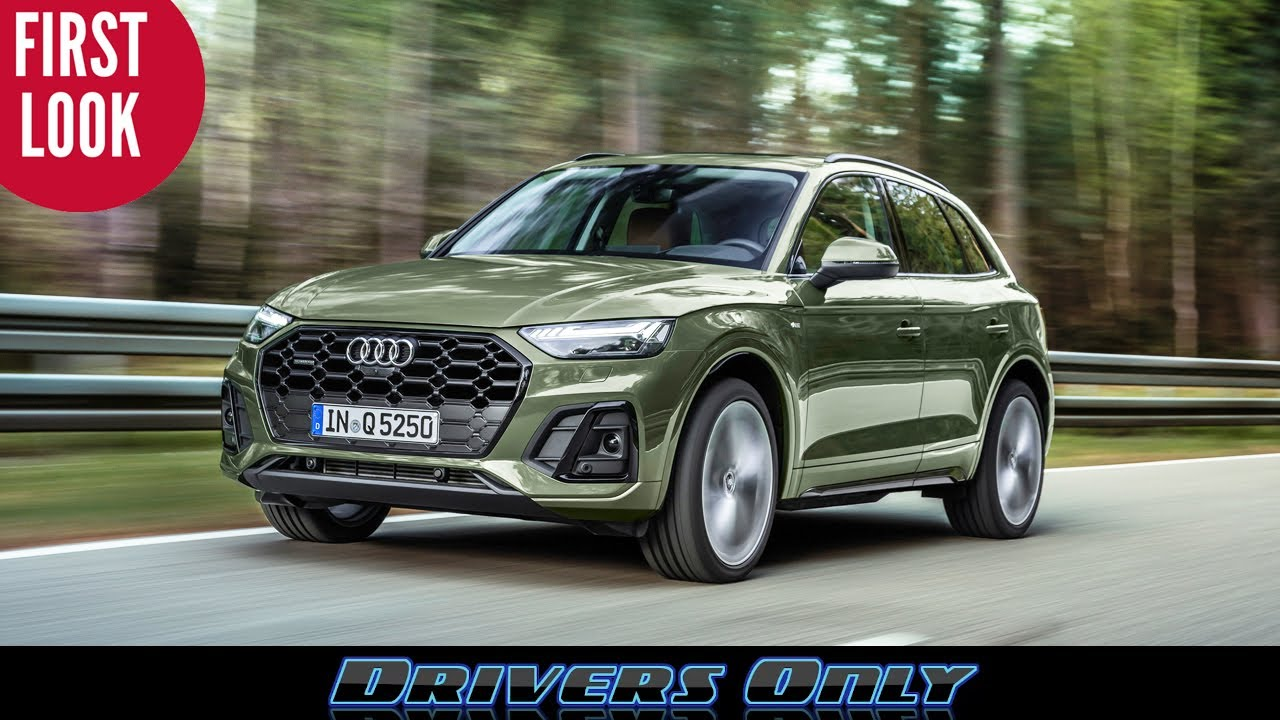 2021 Audi Q5 - Audi's Best Selling SUV Gets Even Better