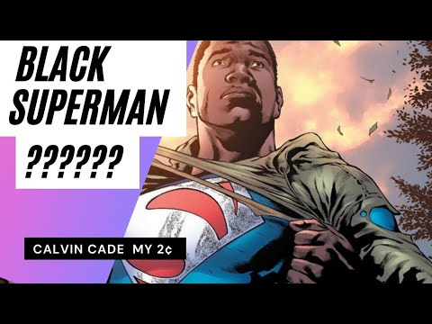 Is a Black Superman movie the right move?