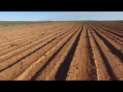 Karoo Scenery in 4K