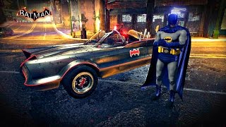 Batman Arkham Knight: 1960