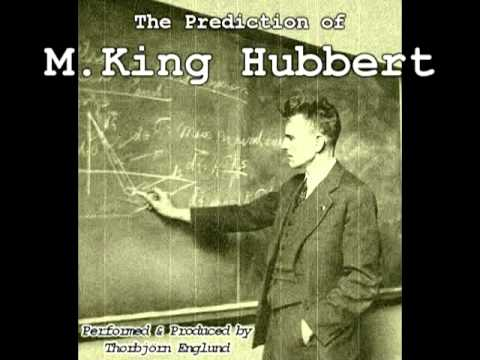 The Prediction Of M.King Hubbert