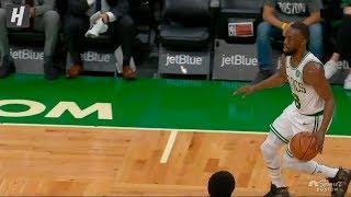 Kemba Walker First Points as a Celtic! Hornets vs Celtics | 2019 NBA Preseason