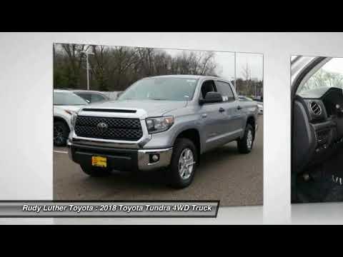2018 Toyota Tundra 4WD Golden Valley,Minneapolis,Bloomington,MN 180472. Rudy  Luther Toyota