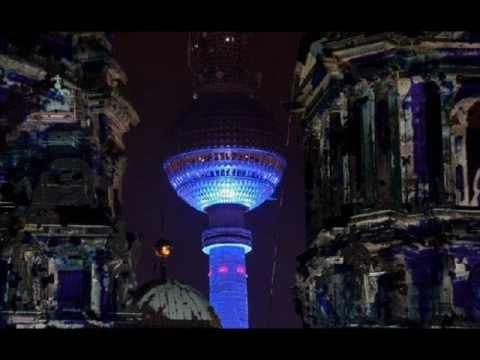 Berlin bei Nacht kleine Rundreise durch das abendliche Berlin