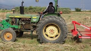 Yeni nesil traktörler 40 yıl sonra böyle çalışabilirmi ? - 1977 Model John Deere 2130