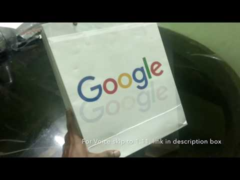 Unboxing Google 100$ Gift + T-shirt | How to get it| Full Tutorial HD