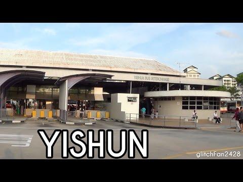 Memory Lane - Yishun Bus Interchnage Last Day of Operations