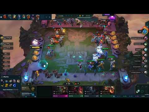 6 Mage + 4 Ocean   TFT 2.0 Best & Funny Moments Ep   TFT Best moments