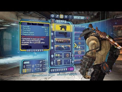 Borderlands 2 Black Weapons After Patch 2016