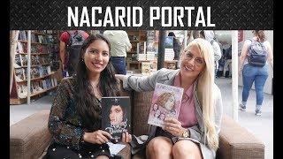 Entrevista con Nacarid Portal | Mil Razones para quedarme | BOOKTUBE PERÚ