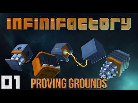 Infinifactory Proving Grounds Episode 01
