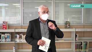 Entrevistes autors locals Sant Jordi 2021: Carlos Badel