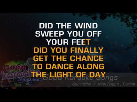 Drops Of Jupiter -  Train (Lyrics Karaoke) [ goodkaraokesongs.com ]