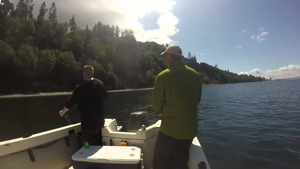Puget sound fly fishing youtube for Puget sound fly fishing