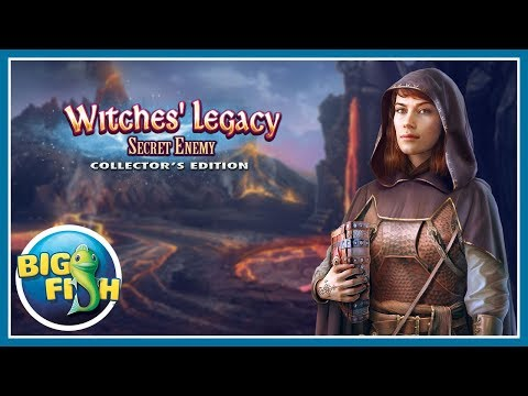 Witches Legacy: Secret Enemy Collector's Edition