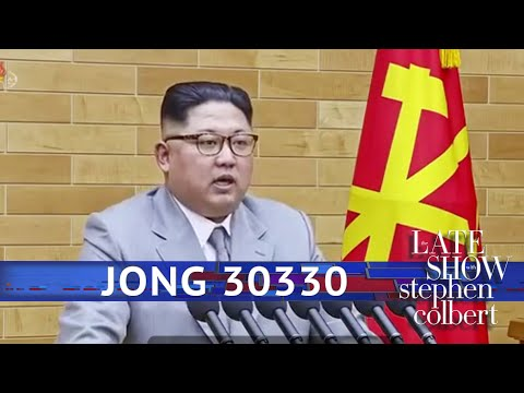 Kim Jong Un Throws His Hat In The Ring
