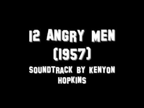 12 Angry Men Soundtrack (Kenyon Hopkins)