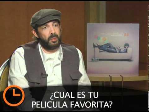 Un minuto con Juan Luis Guerra