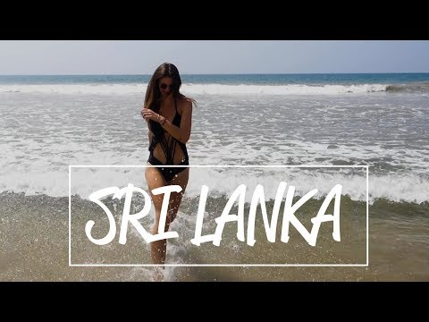 Time to surf, sunbath and relax in Sri Lanka || Sri Lanka Travel Guide