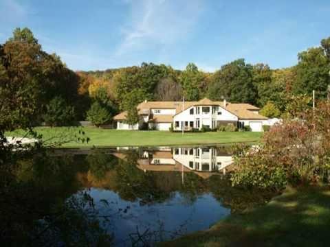 Kinnelon New Jersey Estate Morris County 28 Acres For Sale