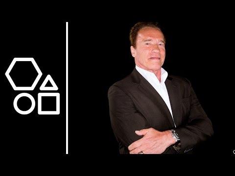 Arnold Schwarzenegger on Maggie | AOL BUILD