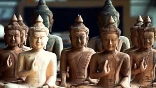 カンボジアの名品: 漆細工の技術