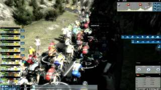 Pro Cycling Manager 2010 - Gameplay (PC)