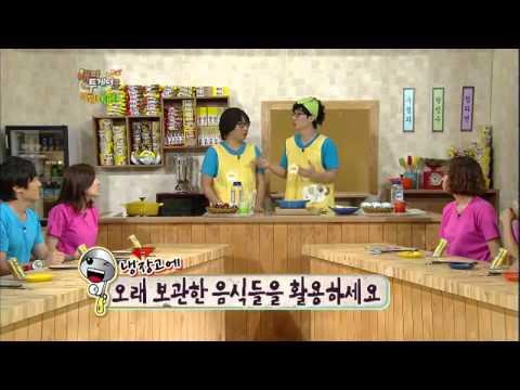 [HIT]제2회 야간매점 김동완의 잡탕찌개 해피투게더 20120705