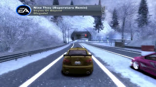NFS Most Wanted   WINTER MOD